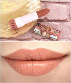 Sephora Lipstick, Sephora Makeup, Skin Makeup, Beauty Makeup, Lipstick Collection, Makeup To Buy, Lipstick Swatches, Make Me Up, Lip Colors