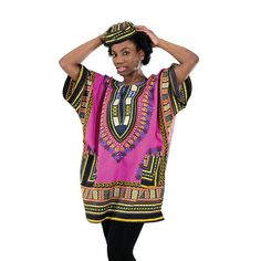Traditional Print Luxury Dashiki (C-U921)     sold by Lester's African Bargains. Shop more products from Lester's African Bargains on Storenvy, the home of independent small businesses all over the world.