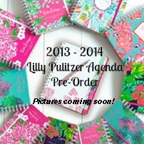 Lilly Pulitzer Agenda Pre-Order @ JAS!  Order the new 2013 - 2014 agenda now so you'll be set for school in the fall.