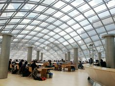 U of Chicago library