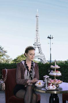 Leighton Meester as Blair Waldorf