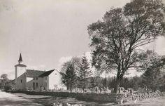 Lyngdal kirke brukt 7.8.1947