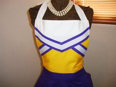 something awesome and new by ME, $40.00. go lsu and look forward to more in different college team colors