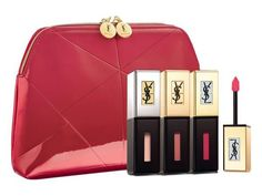 YSL Rock Attitude Glossy Stain Set for Nordstrom Anniversary Sale 2015