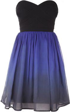 Kickflare Chiffon Dress - love the shape of dress! Bridesmaid Dresses, Prom Dresses, Bridesmaids, Tally Weijl, Dream Dress, Chiffon Dress, Cute Dresses, High Waisted Skirt, Summer Outfits