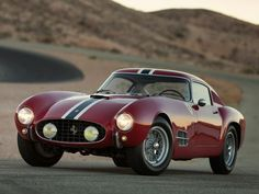 Image result for Ferrari 250 GT swb side view