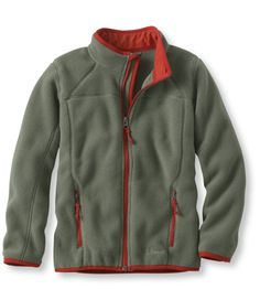 A tall collar ensures extra-cozy defense in this mega-soft fleece jacket, equipped with secure zip pockets and pill-resistant fabric. Men Sunglasses Fashion, Kids Outfits, Casual Outfits, Camisa Polo, Tie Shoes, Green Jacket, Mens Sweatshirts, Hooded Jacket, Menswear