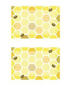 Honeybee Printables by Everyday Art
