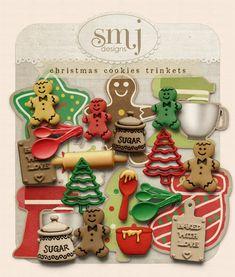 Sunday Photo: Christmas Cookies Part 2   Estilo Tendances