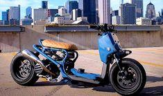 Honda Ruckus, Bikers, Motorcycle, Vehicles, Metal Furniture, Motorbikes, Motorcycles, Car, Choppers