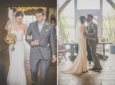 Real Bride Ellie wore a Richard Designs veil C408B for her country wedding in the Cotswold's!