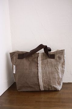 inspiration (sac simple en lin)