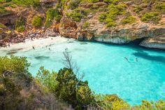Most paradisaical beaches in Mallorca