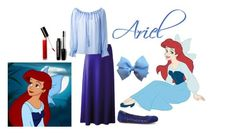 """Ariel - Kiss the Girl"" by tornadoegi ❤ liked on Polyvore featuring Ermanno Scervino, TOMS and Forever 21"