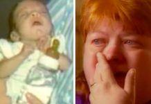 Az anya furcsa nyögést hall a bébiőrön keresztül. Berohan a szobába és látja, hogy a gyerek nincs egyedül Oprah Winfrey, Halle, Languages, Idioms, Hall