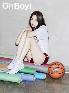 Wonder Girls - Sohee