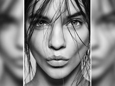 Hungarian model Barbara Palvin, who is known as the face of L'Oreal, was photographed by Zoltan Tombor for the latest...