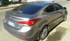 Location de voiture casablanca - Hyundai Accent Automatique  -...