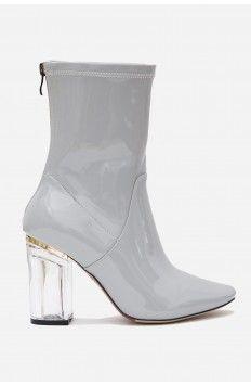 Ella Heeled Ankle Boot