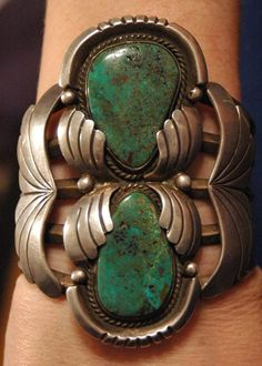 Vintage turquoise - wish there was info on this.