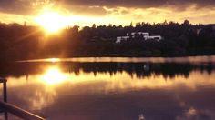 Lago Peñascales. C.A.H