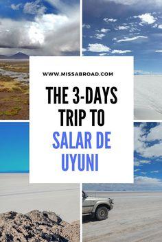 How to survive the 3 days tour to Salar de Uyuni (Bolivian Altiplano) #southamerica #travel #tours