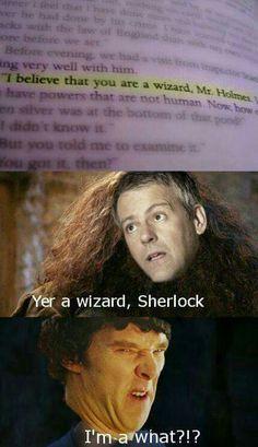 Yes! I love potterlock!