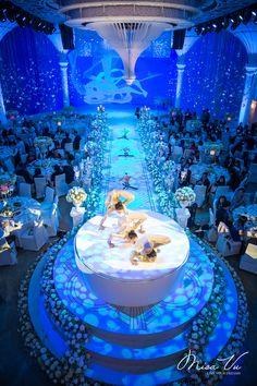Entertainment | Angelic - Nam&Ngoc #misavuluxuryevents #MisaVu #Decorations #Angelic #Wedding #luxury #white #events #stage #aisle #architecture #party #weddingceremony #entertainment #moments