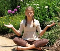 Children and Meditation - Pinned by @PediaStaff – Please visit http://ht.ly/63sNt for all (hundreds of) our pediatric therapy pins