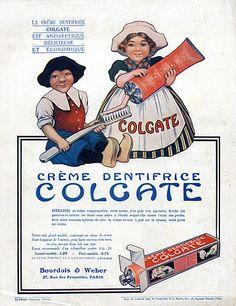 Publicité Colgate