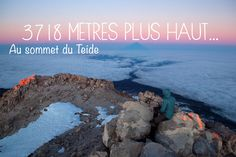 plus haut, ascension du Teide Montezuma, Monteverde, Surf, Parc National, Blog Voyage, Altitude, Beach, Water, Outdoor