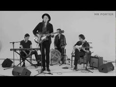 "Jamie N Commons performs ""For You To Learn"" for MR PORTER Sessions"