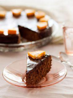 Torta od naranče i čokolade | Voće i povrće
