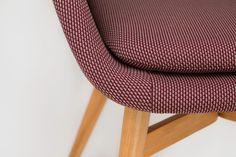 Furniture: sylwiabiegaj.pl  Fot. Studio Cienia Studio, Chair, Furniture, Home Decor, Decoration Home, Room Decor, Studios, Home Furnishings, Stool