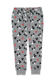 Mickey Mouse Sweatpants (Kids) - Leggings & Trousers - 2000098381 - Forever 21 UK