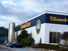 Yes I've been to the Tillamook Cheese Factory. Of course, why not?