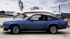 1980 Pontiac Sunbird Formula my first car. 5 spd V6 power steering.
