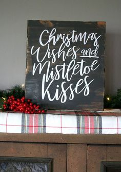 How cute is this saying?! Adding to my Christmas d…