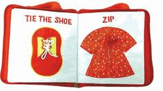 Pockets of Learning 5458E Quiet Book Embroiderable