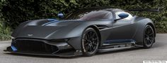Aston Martins $2.3 Million Vulcan Supercar Is A Carbon Fiber Dream