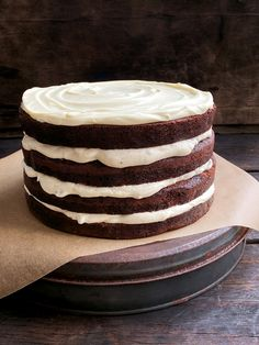 Introducing the cookies and cream layer cake...Two of your favourite flavours baked into one show stopping cake!