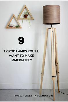 266 Best Diy Floor Lamp Ideas Images Diy Floor Lamp Floor Lamp