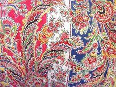 ralph lauren ashbourne paisley cinnamon queen paisley comforter