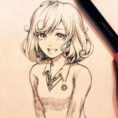 a36e23c56d6d737fb5fc6ea4d731fc38--anime-drawings-sketches-kofuku-noragami.jpg (736×736)