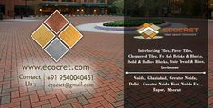 Ecocret is the largest suppliers of precast boundary wall and Paver tiles in Noida Extension #PrecastBoundaryWall #PaverTiles #InterlockingPavers #MilanoPavers #BrickPavers #FlyAshBricks Contact us:- Mobile - +91 9540040451 Email - ecocret@gmail.com http://www.ecocret.com/products/pavers/25