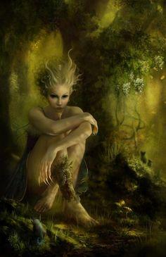 Image detail for -Changing Picture fantasy, fairy, girl, woman, portrait) Fantasy Girl, Chica Fantasy, Fantasy Women, Image Digital, Digital Art, Digital Paintings, Fantasy Kunst, Illustration, Deviant Art