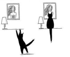 gatos tumblr desenhos - Pesquisa Google