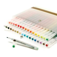 Like these but hate paying more for stuff I get at art supply places just because Martha's name is on it. Martha Stewart Crafts Arts and Crafts Marker Set