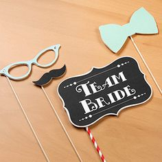 free printable photobooth props!