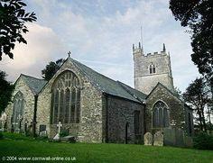 St Martin in Looe Cornwall